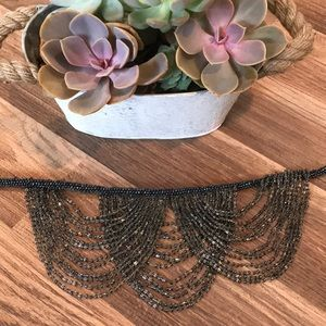 Jewelry - Mermaid Style Beaded Drape Necklace